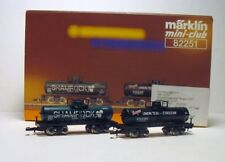 MARKLIN Z 82251 - Texas Oil & Shamrock set in scala Z