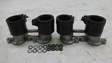 71 Honda CB500 K0 Four CB 500 HM501B. Engine intake manifolds carb boots clamps
