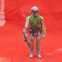 Vintage Star Wars Boba Fett Action Figure w/ Weapon