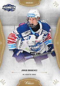 Jakub Brabenec, czech OFS 20-21, DRAFT 2021, Vegas Golden Knights