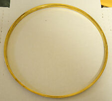 Inner Brass Glass Retainer Ring for Seth Thomas No. 2 Regulator Clock