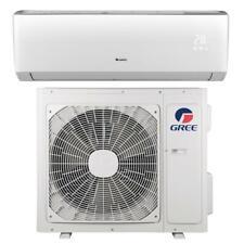 GREE LIVO 18000 BTU 1.5 Ton Ductless Mini Split AC, Inverter, Heat, Remote, 230V