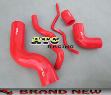 For VW/AUDI JETTA/BORA /GOLF MK4 A3/A4 PQ34 1.8T Silicone Turbo Boost Hose RED