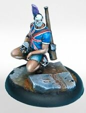 Taban Miniatures Friedrich Guardian Wearing Hockey Mask
