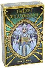 Tarot Illuminati Coffret: 78 TOUT EN COULEUR cartes et 160pp Livre de Kim