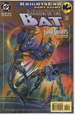fumetto DC BATMAN SHADOW OF THE BAT AMERICANO NUMERO 30