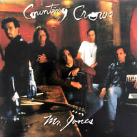 Counting Crows CD Single Mr. Jones - France (EX+/M)