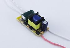 LED Netzteil Treiber Trafo Driver 230/12 -24V DC 7 Watt Konstantsrom LED Adapter