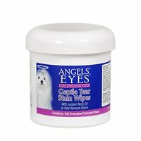 Angels' Eyes Gentle Tear 100 Presoaked Textured Stain Wipes
