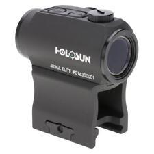 Holosun He403Gl-Gr Elite - Green Dot Sight - 50K Battery Life