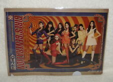 Girls' Generation Vol.3 Hoot 2010 Taiwan Promo Folder (Clear File)