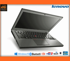 "Laptop Lenovo X240, 12.5"" Intel i5 1.9GHz, 4GB di RAM, unità disco rigido da 320gb, Windows 10 PRO"