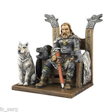 Statue Lord Viking metal sculpture warrior 1/32 scale Hand Painted soldier 54mm