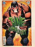 Bane Conquest #12 DC Comic 1st Print 2018 unread NM