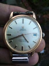 omega mens 1971 automatic Seamaster Geneva watch
