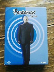 Fantomas  Trilogie  -  Special Edition (DVD Pappschuber)