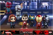 Hot Toys Cosbaby Avengers Age of Ultron Series 2, Set of 7 Figurines
