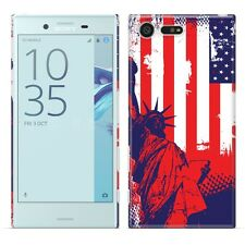 For Sony Xperia X Compact F5321 Design Protector Hard Back Case Cover Skin