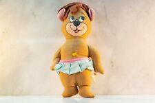 "1973 Cindy Bear Stuffed Animal, Yogi's Girlfriend, Scarce 7"" Knickerbocker Toy"