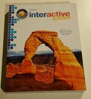 Pearson Interactive Science Grade 8 BRAND NEW textbook Custom Edition