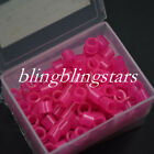 100 Pcs Dental Silicone Color Code Rings Bands Hygienist Instruments 10 Option