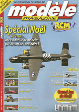 MODELE MAG-RCM N°687 PLAN : FRANKFORT/ B-25 MITCHELL/ L-39 ALBATROS/ EXTRA 300S