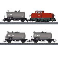 Märklin 26569 pack tren Mineralöltransport de la DB AG 4 piezas #