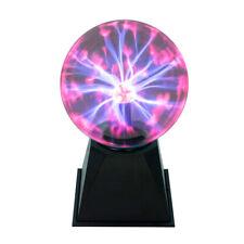 Plasmakugel Plasmaball magisch zuckend Blitz-Show Automatik Musiksteuerung rot