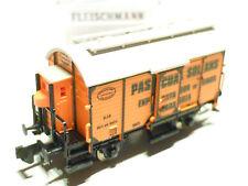 Fleischmann N RENFE 2ach. Weinfaßwagen gelb 845704 NEU OVP