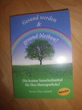 *NEU* Buch Gesundheitsbuch Naturheilmittel alternative Heilmethoden *Bestseller*