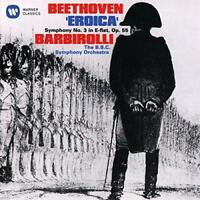 Sir John Barbirolli - Beethoven: Symphony No. 3 'Eroica' (NEW CD)