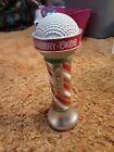 Hallmark MERRY-OKEE Christmas Karaoke Microphone Elf Voice Changer Works Tested
