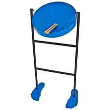 More details for jumbie jam steel pan in blue