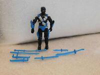 1993 Snake Eyes (Ninja Force) Complete (vintage GI Joe figure)