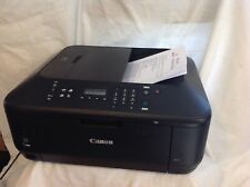 Canon Pixma MX535 Inkjet Printer Scaner Fax Wifi Usb Colour Black All In One