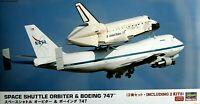 NASA Space Shuttle Orbiter [STS] Boeing 747 Ltd. Ed. Hasegawa Model 1/200 Scale