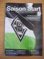 Sonderheft Saison Start 2017/2018 Borussia Mönchengladbach