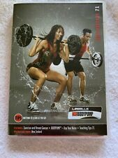 Les Mills Body Pump Release 71 DVD Music CD Choreography Training Fitness