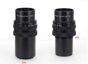 Nikon Rayfact 1.181x 105mm F2.8 micro lens ( printing-nikkor 105mm F2.8 )