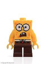 LEGO Spongebob SquarePants Figure - SpongeBob (Shocked Look) From Set 4981