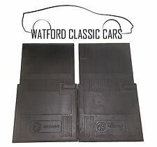 Fitted rubber mats MG Midget
