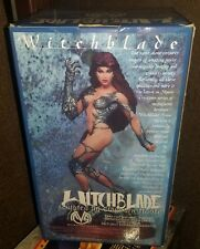 CLAYBORN MOORE NEW WITCHBLADE  STATUE By MICHAEL TURNER Bust FIGURE Figurine