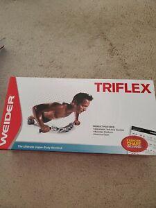 WEIDER TRIFLEX - ULTIMATE UPPER BODY WORKOUT
