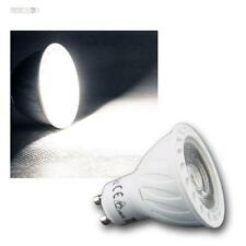 Gu10 LED emisor cob regulable 7w, Daylight, 560lm, spot bombilla pera lámpara