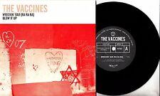 "THE VACCINES Wreckin' Bar (Ra Ra Ra) 2010 UK debut vinyl 7"""