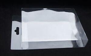 10x S CLEAR PLASTIC TIARA BOX/HEADBAND DISPLAY PRESENTATION CLEAR
