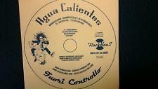 AGUA CALIENTES - FUORI CONTROLLO.  CD SINGOLO 1 TRACK