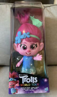 Hasbro DreamWorks Trolls World Tour Toddler Poppy Doll New In Box