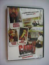 GAME 6 - DVD SIGILLATO PAL - MICHAEL KEATON - ROBERT DOWNEY JR