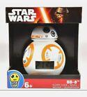 New Bulb Botz Star Wars Force Awakens BB-8  Light Up Alarm Clock